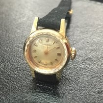 Longines Lady 24 mm vintage solo tempo Gold oro zaffiro