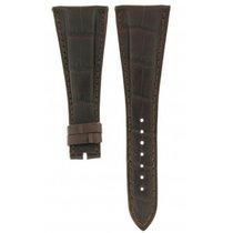 Bulgari Brown Crocodile Leather Strap 29mm/16mm