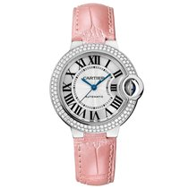 Cartier Ballon Bleu Quartz Ladies Watch Ref WE902067