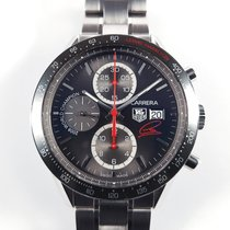 TAG Heuer Carrera Calibre 16 41mm Limited Edition Lewis...