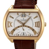 Charmex of Switzerland Monte Carlo Rose Gold Plated Mens Watch...