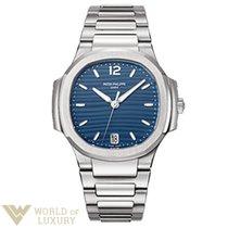 Patek Philippe Nautilus Stainless Steel Ladies Automatic Watch