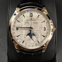 Jaeger-LeCoultre Master Calendar Meteorite Dial with Papers