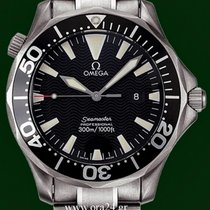 Omega Seamaster 300M Professional  41mm Black Dial Box&Papers
