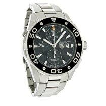 TAG Heuer Aquaracer Mens Calibre 16 Watch CAJ2110.BA0872