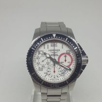 Longines — Hydroconquest Automatic Chronograph 300mt —...