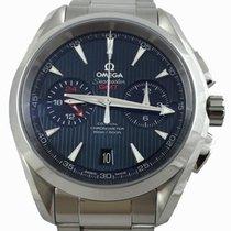 Omega Seamaster Aqua Terra 150 M GMT Chronograph NEU