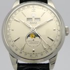 Rolex PADELLONE REF.8171 IN STAHL-MOONPHASE TRIPLE DATE