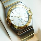 Omega Constellation Double Eagle Acero y oro
