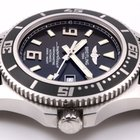 Breitling SS SuperOcean 44 - Box & Papers - Steel Band Incl.