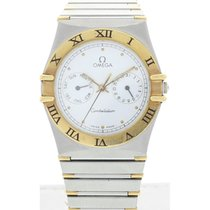Omega Men's Omega Constellation Day/Date Chronograph 18k...