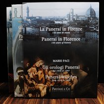 Panerai Watches From 1936 To 1997 &  In Florence 150 Years...