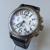 Zenith El Primero - Chronograph - Wunderschön - Neuer Service