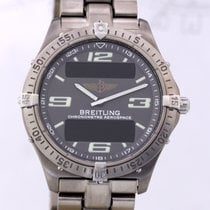 Breitling Aerospace Titan grey Multi-Function Repetition 40mm...