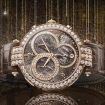Harry Winston [NEW] Premier chronograph 40mm quartz 18K rose gold