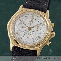 Ebel Le Modulor Chronograph 18k Gold Automatik Herrenuhr Kal.:...