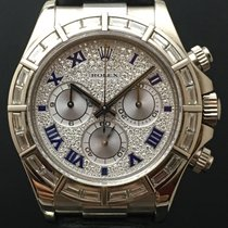 Rolex Daytona 116589 with Pavè Diamonds Dial
