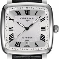 Certina DS Podium C025.510.16.033.00 Herrenarmbanduhr Klassisc...