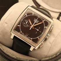 TAG Heuer monaco chronograph limited edition asimmetric dial