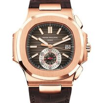 Patek Philippe Nautilus Chronograph Rose Gold