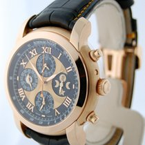 Audemars Piguet Perpetual Chronograph 18k Rose Gold Box/Papers...
