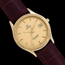 Omega 1985 Seamaster Jubilee Vintage Mens Quartz Watch, Quick...