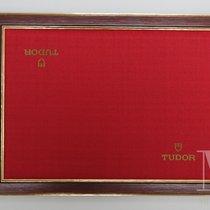 Tudor vassoio plateau display vintage RARE