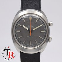 Omega Chronostop with Papers