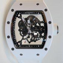 Richard Mille RM055 Bubba Watson White Watch