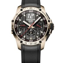 Chopard SUPERFAST CHRONO 18K ROSE GOLD NEW