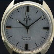 Omega Seamaster Cosmic Vergoldet White dial aus 1970 Cal.551