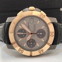 Baume & Mercier Capeland Chronograph Ouro Rosé & Titanium