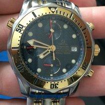 Omega Seamaster Chronograph 42mm Automatic 2398.80.00 Blue...