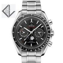 Omega Moonwatch Co-axial Master Chronometer Moonphase Chrono -...