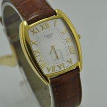 Tissot Quartz Movement 18K Solid Gold Men's Watch
