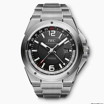 IWC Ingenieur Dual Time   incl 19% MWST