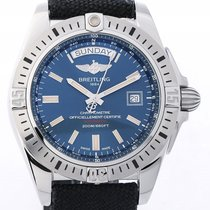 Breitling Galactic 44 Stahl Automatik 44mm