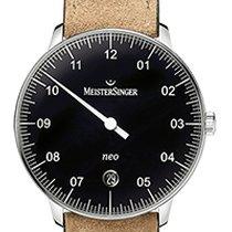Meistersinger NEO AUTOMATIC NEW MODEL BLACK DIAL