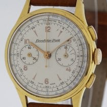 EXCELSIOR PARK Vintage Collum Wheel Chronograph in Running...