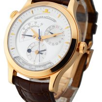Jaeger-LeCoultre Jaeger - 142.2.92 Master Geographic - 38mm -...
