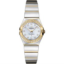 Omega Constellation 12325246055008 Watch