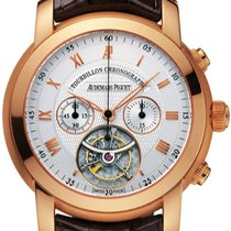 Audemars Piguet Jules Audemars Tourbillon Chronograph 26010OR....