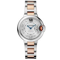 Cartier Ballon Bleu 33 mm Ladies Ref. WE902061