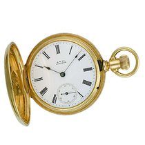 Waltham pocket watch 3/4