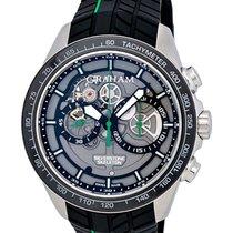Graham Silverstone RS Skeleton Chronograph Men's Watch –...