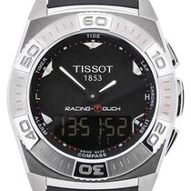 Tissot Racing Touch Black Dial Caoutchouc