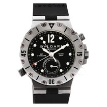 Bulgari Scuba SD38 S GMT