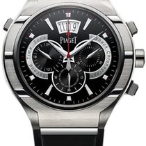 Piaget [NEW] Polo FortyFive Flyback Chronograph GMT 45mm G0A34002