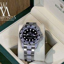 Rolex Men's Rolex Gmt-master Ii 116710 Complete With Box...