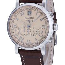 Eberhard & Co. Chrono 4 Bellissimo Vitre Chronograph...